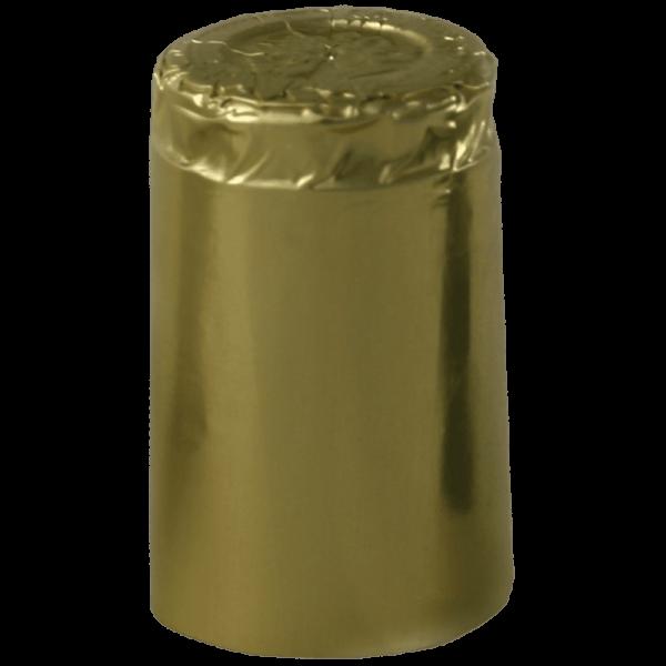 Zierkappen Alu-Lux, gold, 50 Stk.