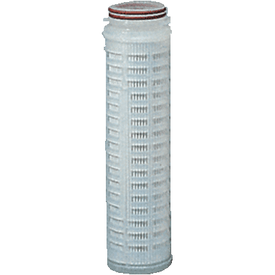 Tandem Kerzenfilter, Inox 50 µm