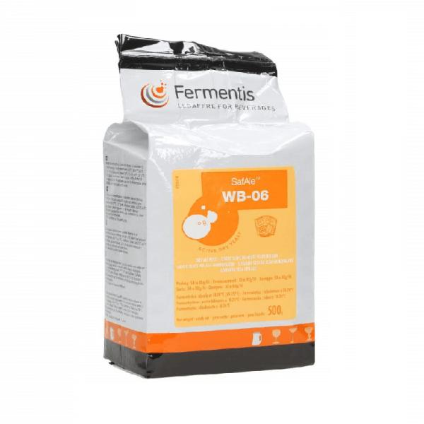 Fermentis Safale WB06,Weissbierhefe, 500 g