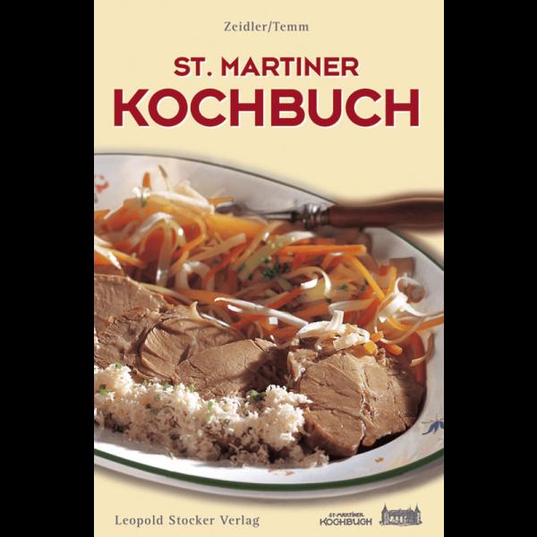 St. Martiner Kochbuch/STV