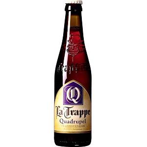 Special beer La Trappe Quadrupel