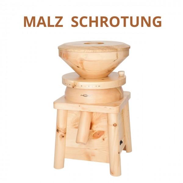 Malz Schrotung