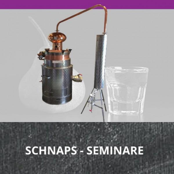 holzeis - Schnaps Seminar