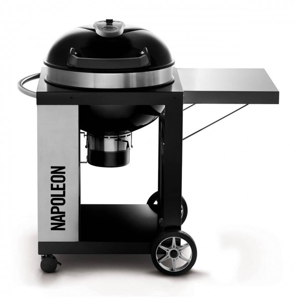 NAPOLEON NK22 Charcoal Kettle BBQ with desk