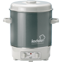 Kochstar Preserving Automat with Timer, 27 l