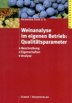 Weinanalyse im eig. Betrieb, Qualitätsparameter/AV