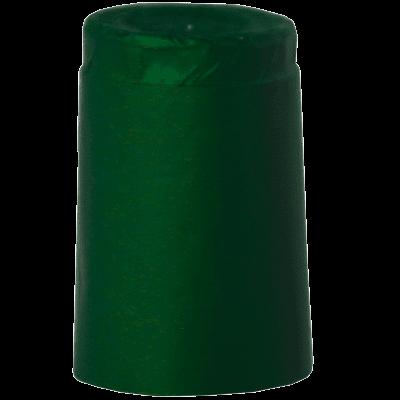 Schrumpfkapsel grün (31/55), m.A., 100 Stk.