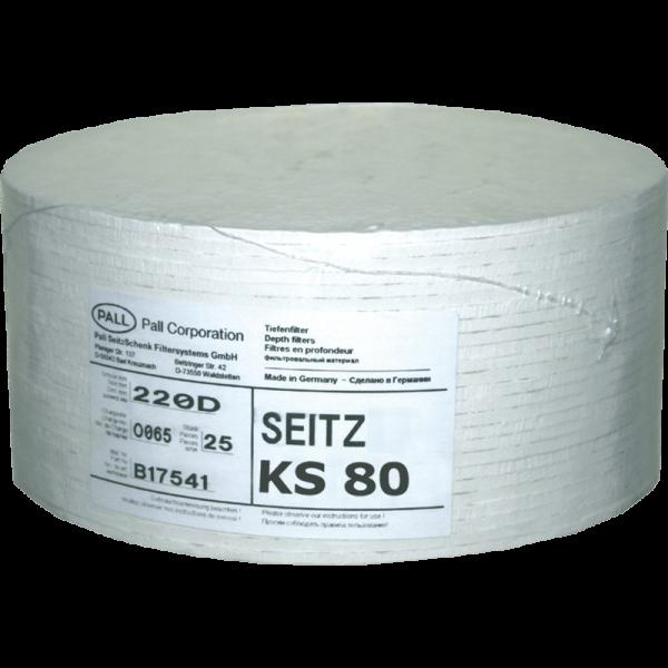 Filterschichten, KS 80, 22 DM, 25 Stk.