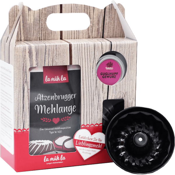 Flour AUSTRIA, MELANGE BACKINGSET