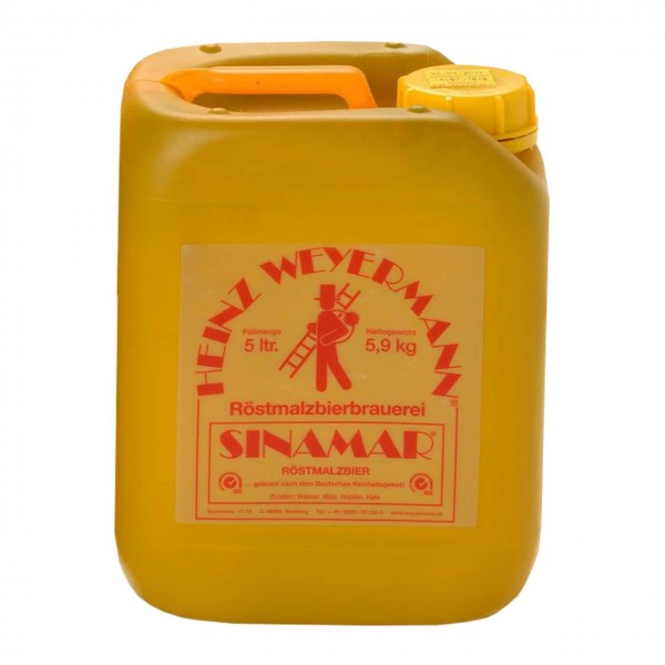 Weyermann Sinamarmalz 5kg, flüssig