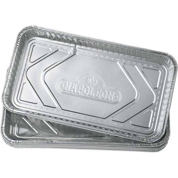 NAPOLEON Grease Trays - Pack of 5 36x19,7cm