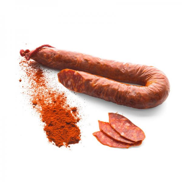 Chorizo Sarta Picante Bio 220g