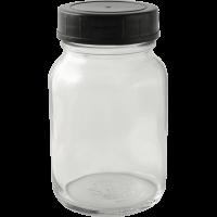 Fraktionierglas mit Schraubkappe, 30 ml