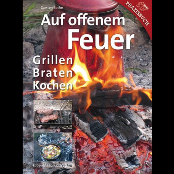 Auf offenem Feuer Grillen-Brat./STV
