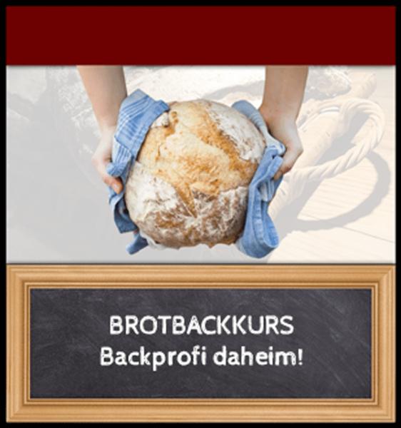 holzeis - BROTBACKKURS - Backprofi daheim!