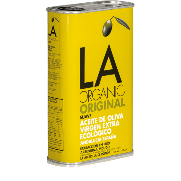 LA Organic Original Suave, Dose, 500ml