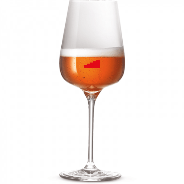 "BEER GLASS STIEGL ""STEMMED GLASS"" 0,125 L"