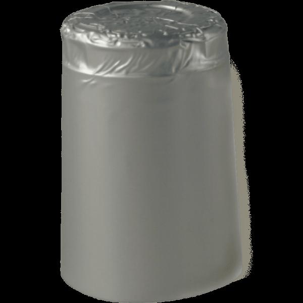 Zierkappen Alu-Lux, silber, 50 Stk.