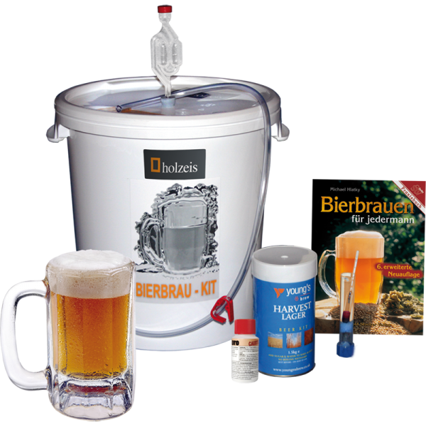 holzeis - BEER BREWING KIT for 23-25 l beer