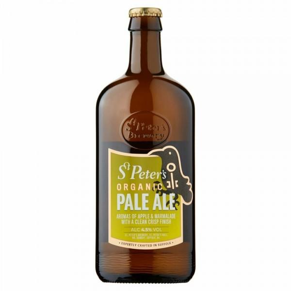 Spezialbier St. Peter's Organic Ale 4.5%
