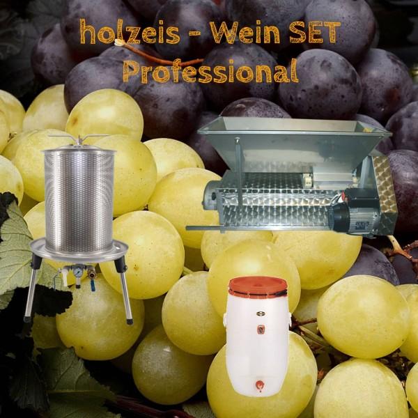 holzeis - Wein SET - Professional