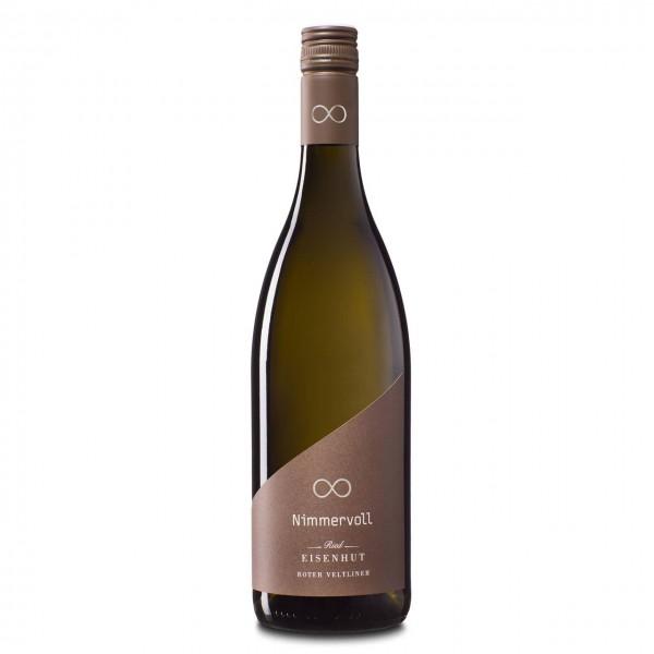 Nimmervoll Wein Roter Veltliner Eisenhut 2019, 13,5%vol, 0,75l