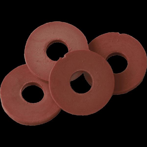 Bügelverschlussdichtung f. 0,5 /1 lt Bierfl., 1 kg