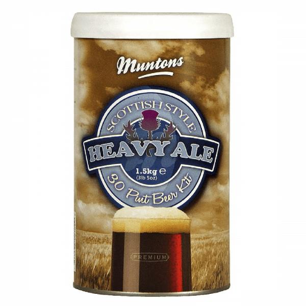 Beerkit Muntons Scottish Heavy Ale 1.5Kg