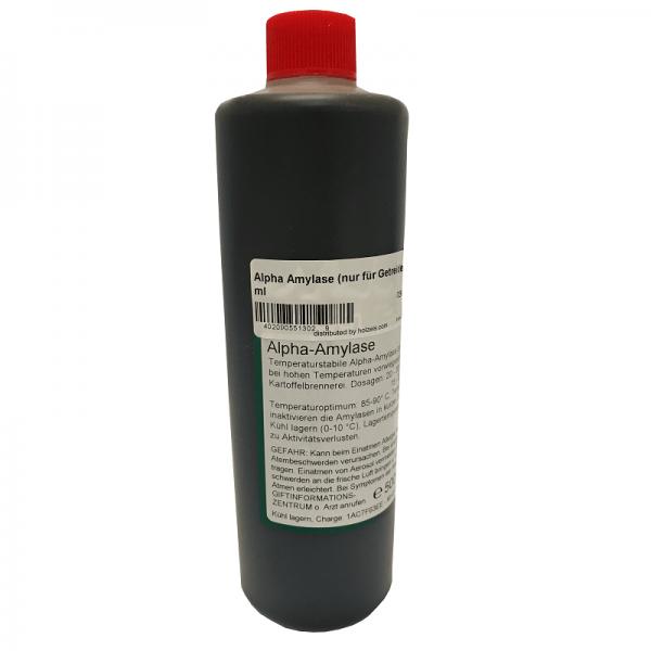 Alpha-Amylase 500 ml