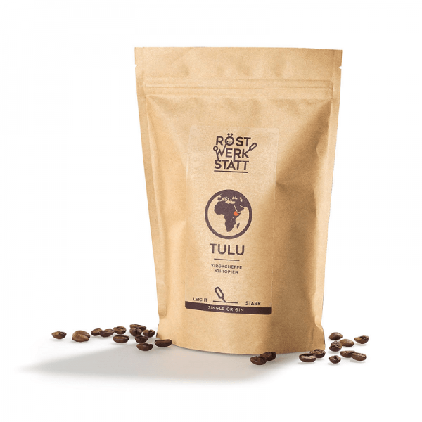"ROAST WORKSHOP COFFEE SINGLE ORIGIN ""Tulu"", 250g"