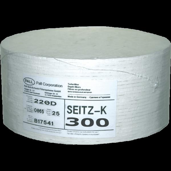 Filterschichten K 300, 22 DM, 25 Stk.