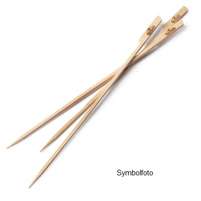 Napoleon Holzspieße aus Bambus lang 30Stk