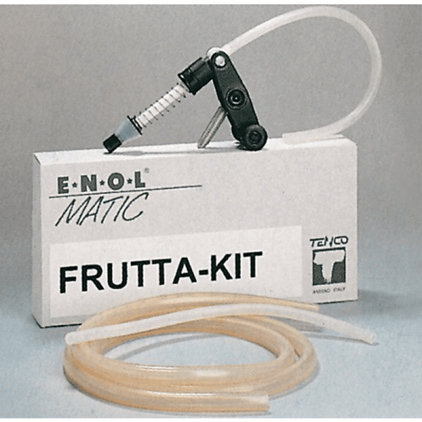 Enolmatic, FRUTTA - KIT with silicone hose