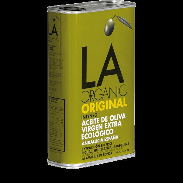 LA Organic ORO Intenso, Flasche, 250ml