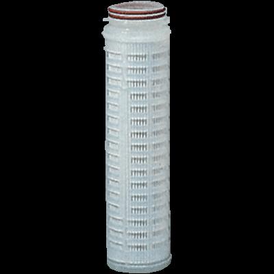 TANDEM KERZENFILTER, 10 µm, INOX