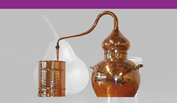 Mini-Destillen