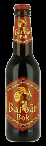 Special beer Barbar Bok