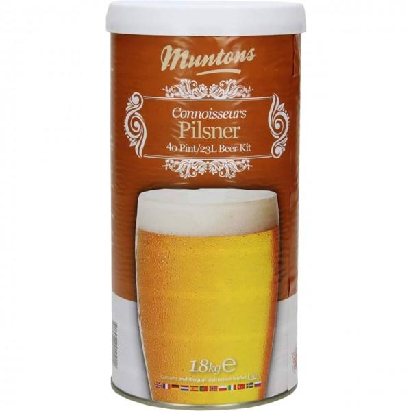 HEIMBRAUSET MUNTONS Pilsner 1,8 kg