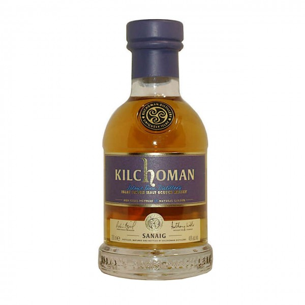 Whisky Kilchoman Sanaig Single Malt Scotch
