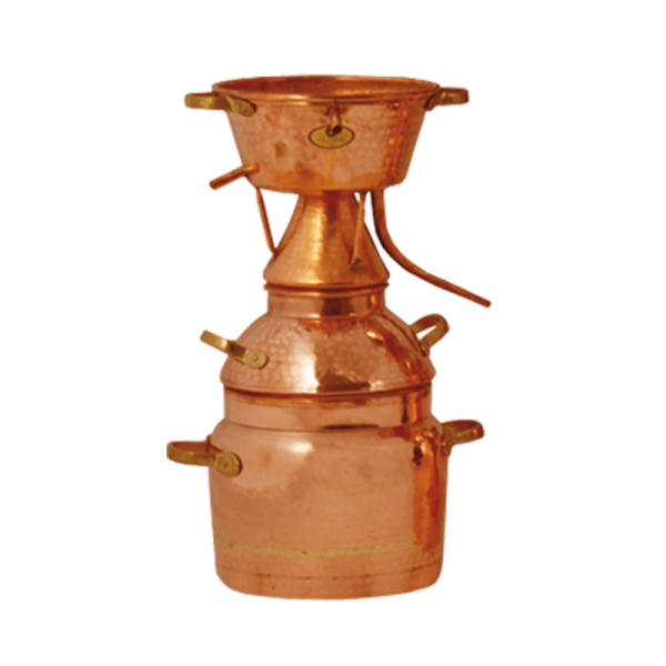 """Leonardo da Vinci"" Essential Oils Distiller, 5l"