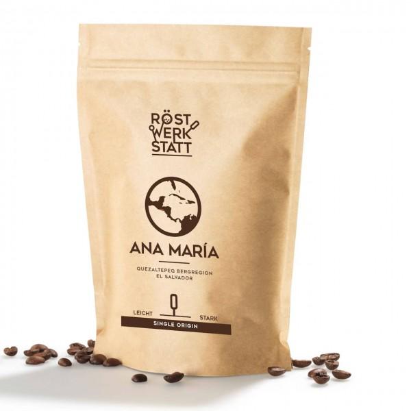 "Röstwerkstatt-Kaffee Single Origin ""Ana Maria"",250g"