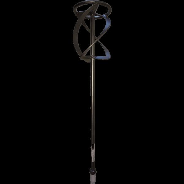 RÜHRWERK DM 14 cm, 60 cm lang, Edelstahl