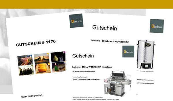Gutschein-Kurse