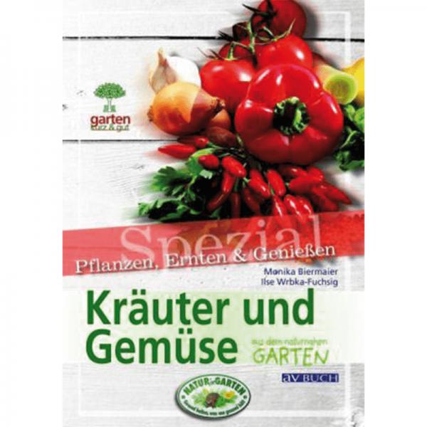 Kräuter und Gemüse/Garten kurz & gut/AV