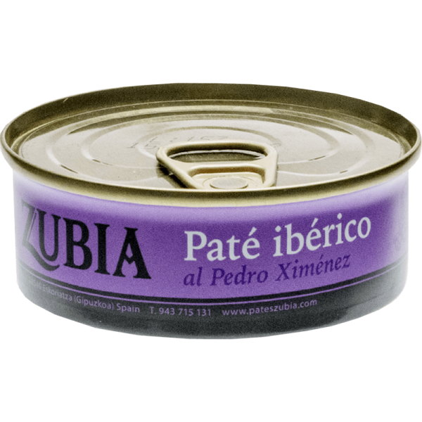 PASTETE IBERICO with Sherry wine, 78g