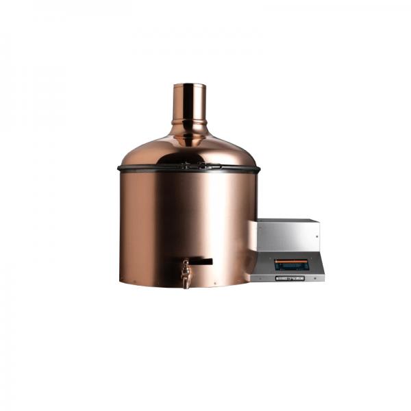 BRUMAS BrauEule3® Pro 34 liter lauter pot copper