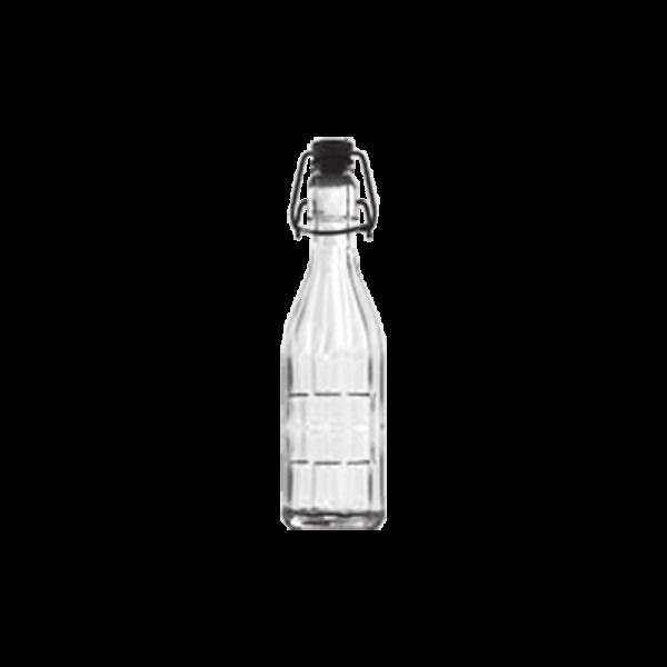Saftflasche mit Patentverschluß, 0,5 lt