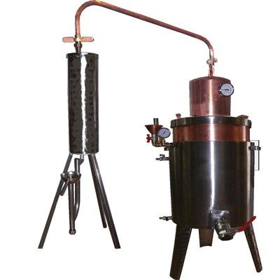 holzeis - SMALL DISTILLERY WS20AG, 20 Liter