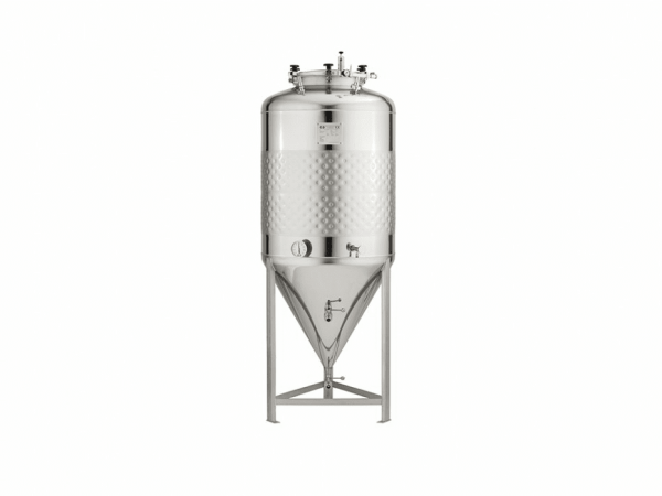 Stainless steel pressure tank 625-litre ZKG