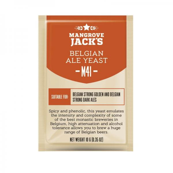 Mangrove Jack's Craft Yeast, Bavarian Wheat 10g